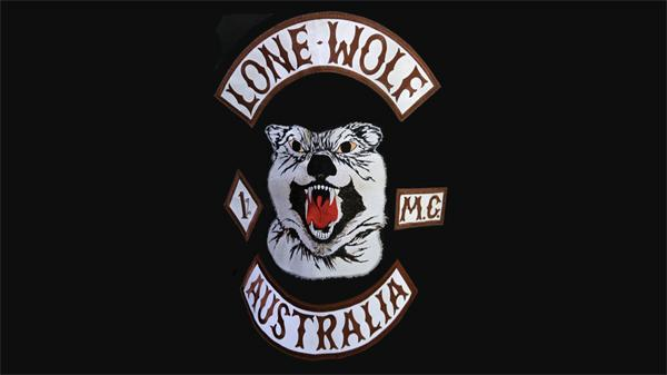 2019 Lone Wolf Mc Biker Flag Motorcycle Club Wallpaper Banner 150cm90cm 35ft Polyester Custom Banner Fans Festive Party Home Decor From Snow1314