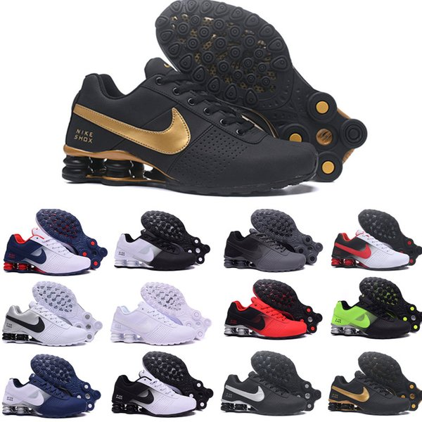 Slippers Air Running Wholesale 809 OZ Women Sneakers 46 New Deliver Shox DELIVER Athletic Men NZ 36 Mens Shoes Shoes Famous Sports Running Mens A666 5j3R4AqL