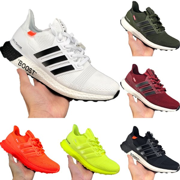 2019 UB 4.5 Primeknit Stretch Knit Breathable Running Shoes Originals UB 4.5 Buffer Foam Jogger Shoes