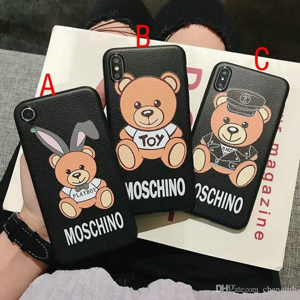 coque iphone xs max moschino