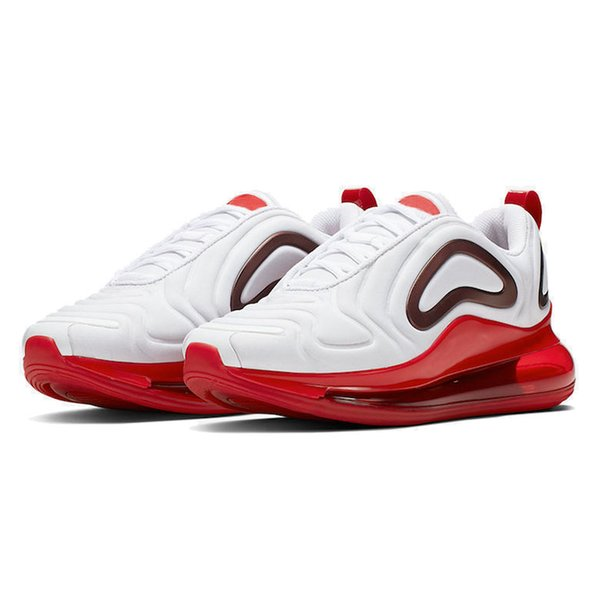C10 White Hyper Crimson 36-45