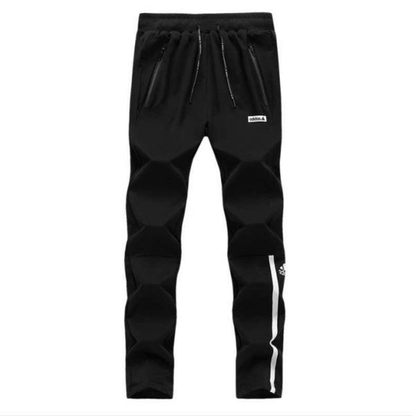 Pantalon de jogging de sport Pantalon hip-hop pour homme à grandes poches Casual Styles d'élasticité Casual Pantalon de survêtement de sport Marque Pantalon Asia Taille L-4XL 5