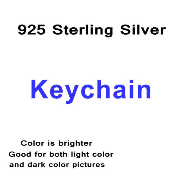 Chaveiro de prata