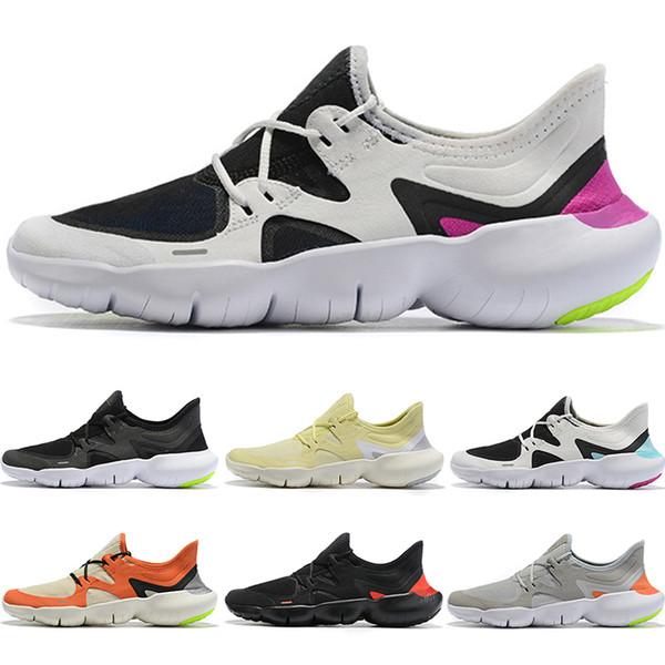 Acquista Nike Free RN 5.0 Designer Free RN 5.0 Uomo Donna Scarpe Da Corsa Scarpe Da Ginnastica Leggere E Traspiranti Scarpe Da Ginnastica Sportive