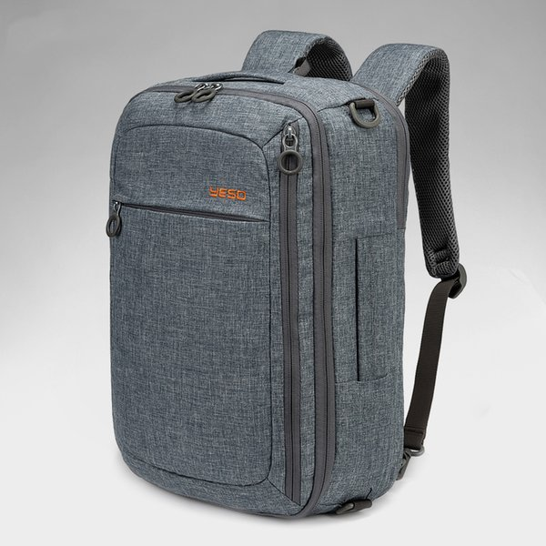 Men's Causal Water Resistant 15.6 inch Laptop Backpack 23L Schoolbag for Boys Business Travel Bag Male Mochilas Backpacks