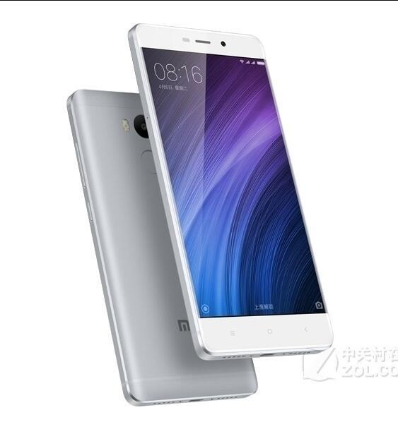 Оригинал Xiaomi Redmi 4 5-дюймовый 3G RAM 32G ROM Snapdragon 430 Octa Core 1280x720 4100mAh 13.0MP 4g Lte Телефон против Lenovo Vibe P1 Prime