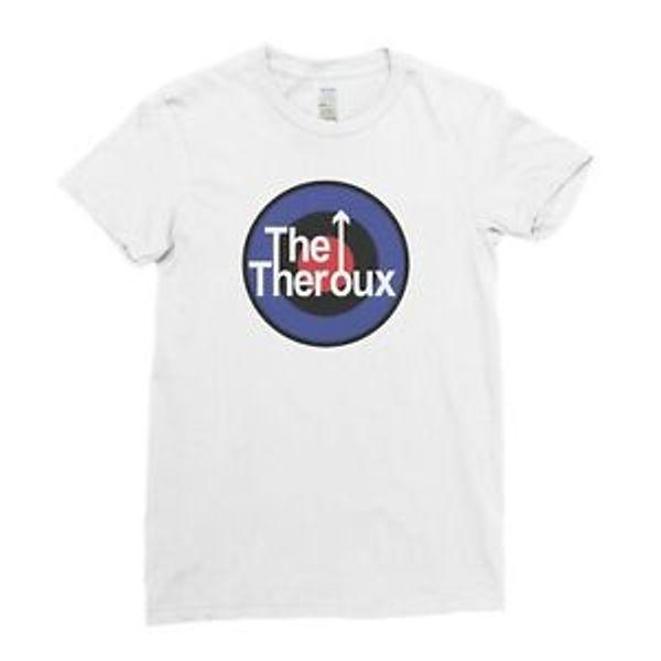 Gotta Get Theroux Смешные Louis Theroux Логотип Документальная женская футболка Майка