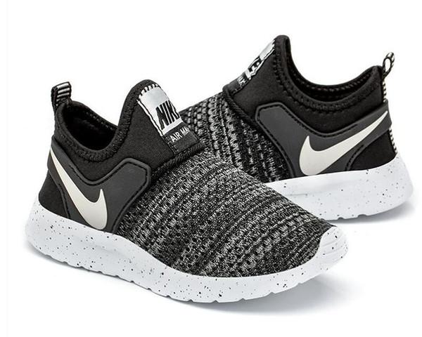 Nouvelles couleurs enfants chaussures de course bébé enfants coureur sport chaussures garçons filles chaussures de sport livraison gratuite