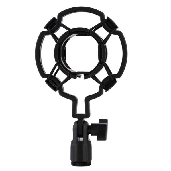 Evrensel 3 KG Katlanabilir Yük Mic Mikrofon Şok Dağı Klip Tutucu Standı Radyo Stüdyo Kayıt Braketi Mikrofonlar Aksesuarları