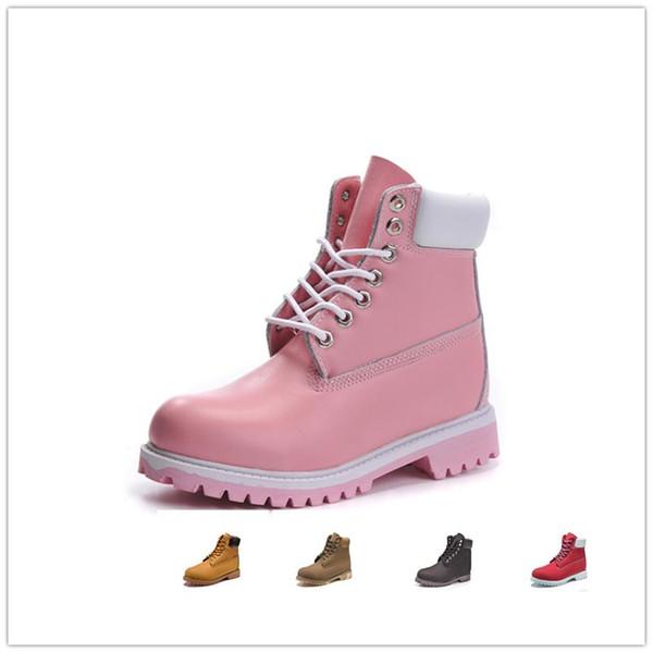 Original mens women winter boots chestnut black white red blue Grey womens men designer boot size 5.5-11 fast shipping AY