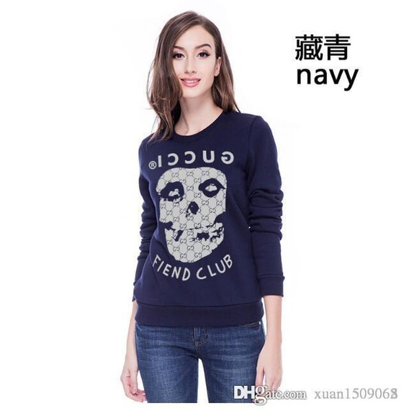 Long sleeved women spring and autumn new autumn casual loose t-shirts autumn clothes on the round collar with a bottom shirt women