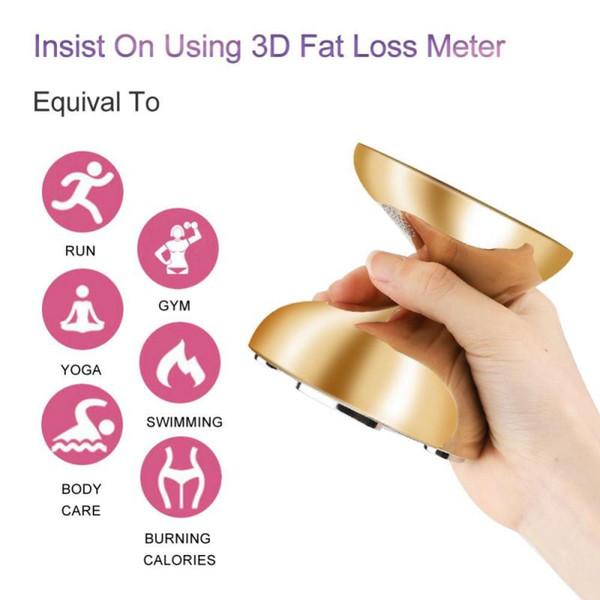 8 iN 1 3D Body Slimming Device RF LED Ultrasonic Body Slimming Firming Skin Rejuvenation Fat Burner Removal Anti Cellulite Slimming