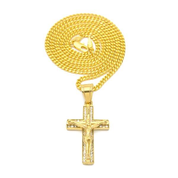 Color metal: color oro puro. Longitud: 60 cm.