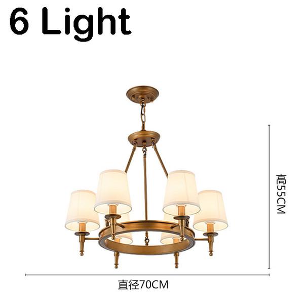 copper 6 light