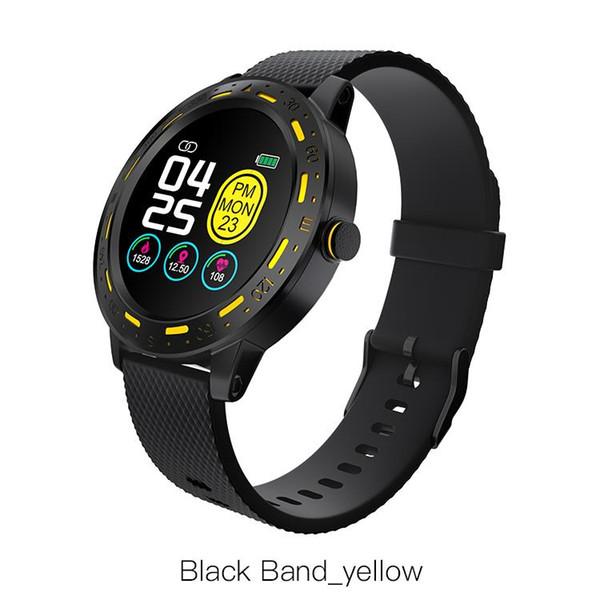negro Band_Yellow