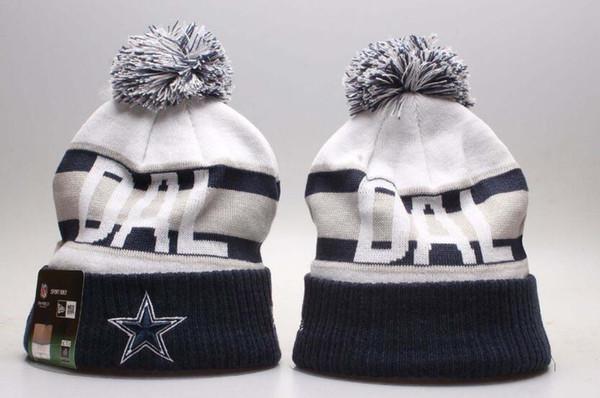 2019 Gros hiver bonnet tricoté chapeaux tous les 32 équipes l football beanies équipe sportive femmes hommes mode populaire hiver chapeau de crâne