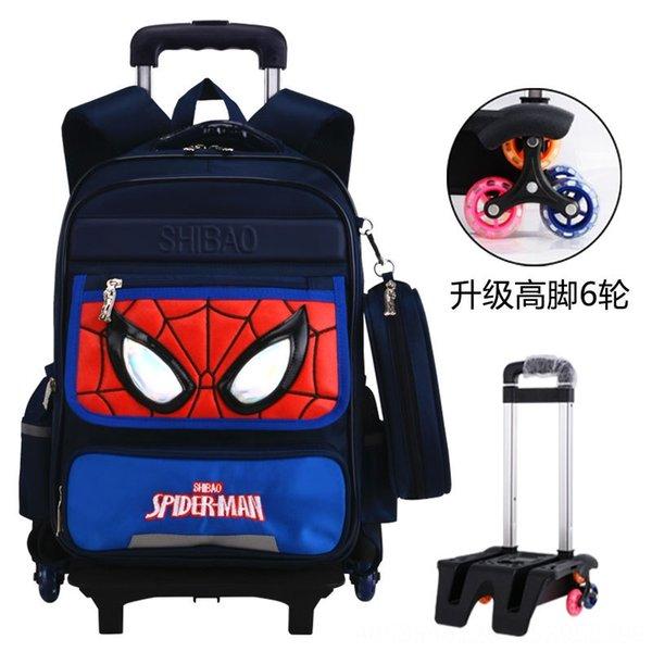 Dark Blue 8865 # Spider-Man 6 turni di T