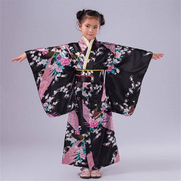 Kimono negro M