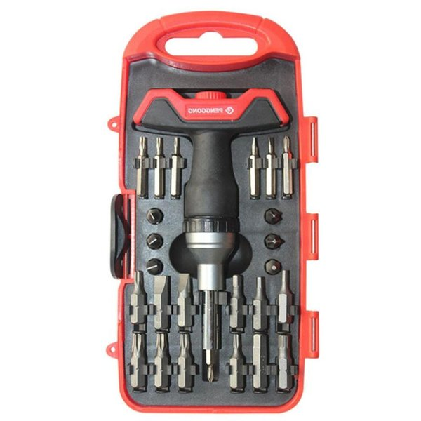 28 in 1 corredo del cacciavite di riparazione Maintenance Tool Set per Impianti digitale del prodotto Cacciavite Bits Suit