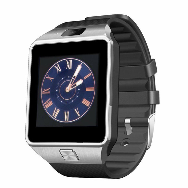 Smart Watch For Men Smartwatch DZ09 Bluetooth Connect Watch Men's Clock Android Phone Call SIM TF Card for iPhone Samsung HUAWEI