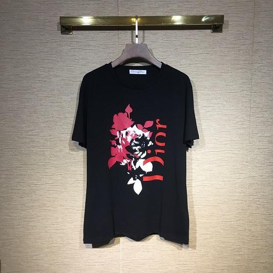 Cheap T Shirt Famous Logo Men Women S M L XL 2XL 3XL Mens T-Shirt Summer O Neck Cotton Summer Short Sleeves T-Shirt Fashion