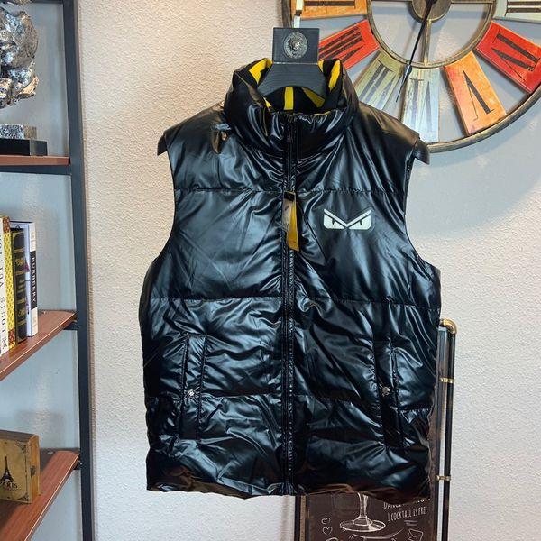 Nuovi uomini di arrivo di lusso Vest Piumini Glaze Vest Mens Outerwear donne Windbreaker lusso superiore B103545L Giacche Spesso Abbigliamento alta Natale
