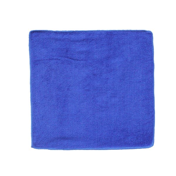 Car Wash Cloths Blue Absorbent Microfiber Towel Car Home Kitchen Washing Clean Detailing Polish Cleaning Tool #40