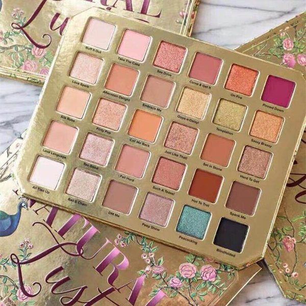Dropshipping Maquillage Famous Brand TWO'F makeup natureal lust palette Eywshadow palette make up makeup palettes Top Quality
