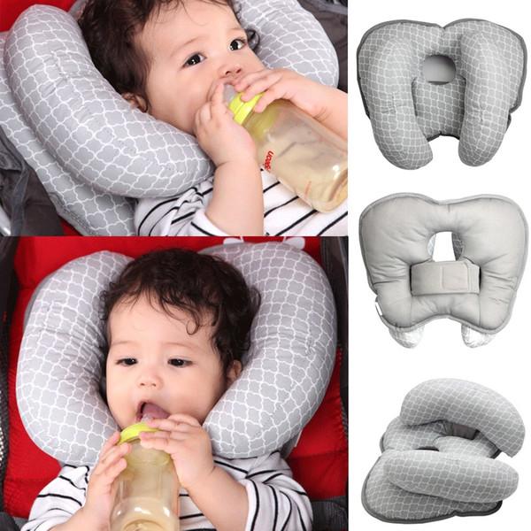 Novo Infantil Baby Stroller Assento de Carro Travesseiro Almofada Cabeça Corpo Suporte Pad Pop Mat