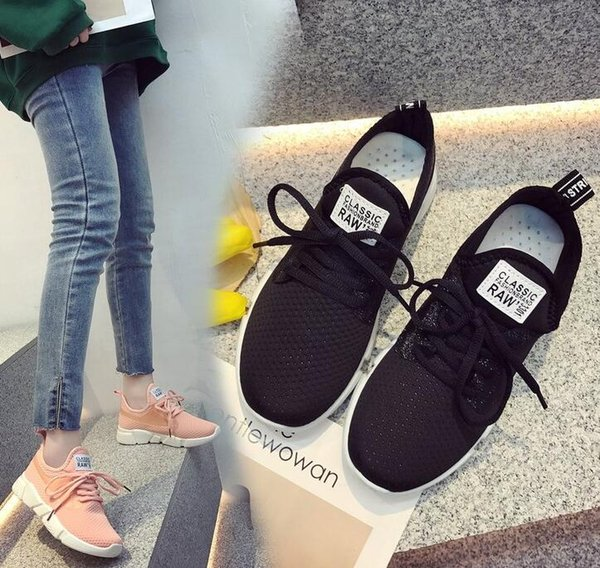 A new collection of fw2019 sports shoes with soft soles, mother shoes, non-slip and lightweight casual shoes &F1721