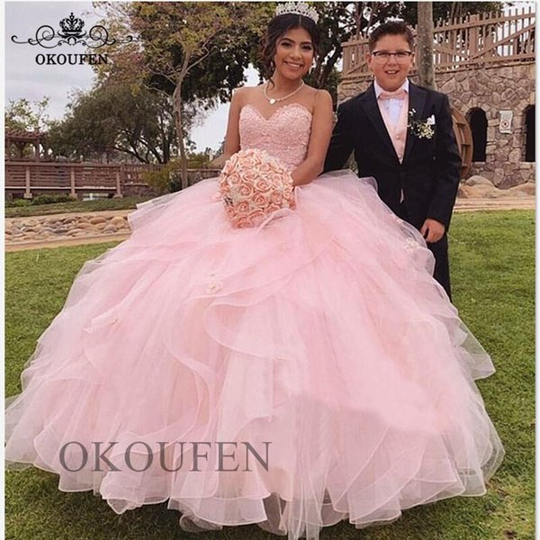 Red Petals Wedding Dress Prom Party Quinceanera Pageant Cocktail Ball Gown Bride
