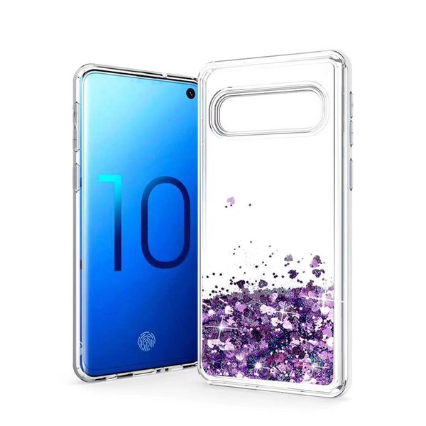 For Iphone XI XIR XIMAX XS MAX XR X XS 7 8 6 PLUS Luxury Glitter Liquid Water Bling Quicksand Phone Case