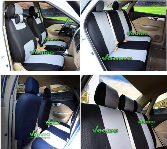 7 Colors Universal Seat Cover For Toyota Corolla Camry Rav4 Auris Prius Yaris Avensis With Breathable Material+Logo+wholesale+Free Shipping