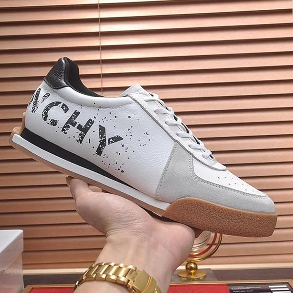 Yeni Erkek Ayakkabı Sneakers Chaussures hommes Erkekler Ayakkabı Rahat Orijinal Kutusu ile rahat Lüks Tasarım Satışa Erkekler Zapatos de hombre Ayakkabı Moda