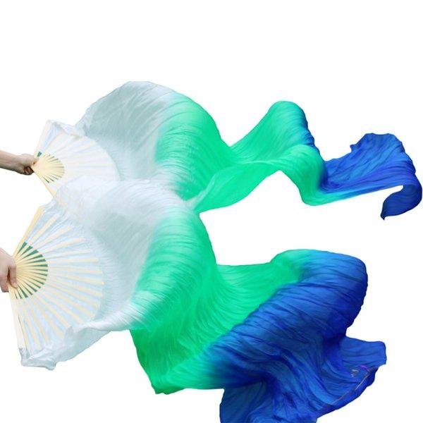 beyaz, yeşil, mavi