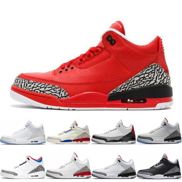 Дизайнер Grateful Баскетбол обувь для мужчин новых мужчин JTH Black Cement International Flight True Blue Корея QS Katrina тренер кроссовки