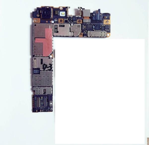 El trabajo de prueba usado desbloqueado funciona bien para vivo x5max + plus Placa base Placa base Tarifa de tarjeta Chipset Envío gratis