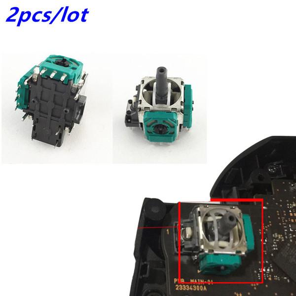 2 stücke ALPS 3D Analog Joystick Thumb Sticks Joystick Sensormodul Für Nintend Schalter NS Pro controller joypad ersatzteile