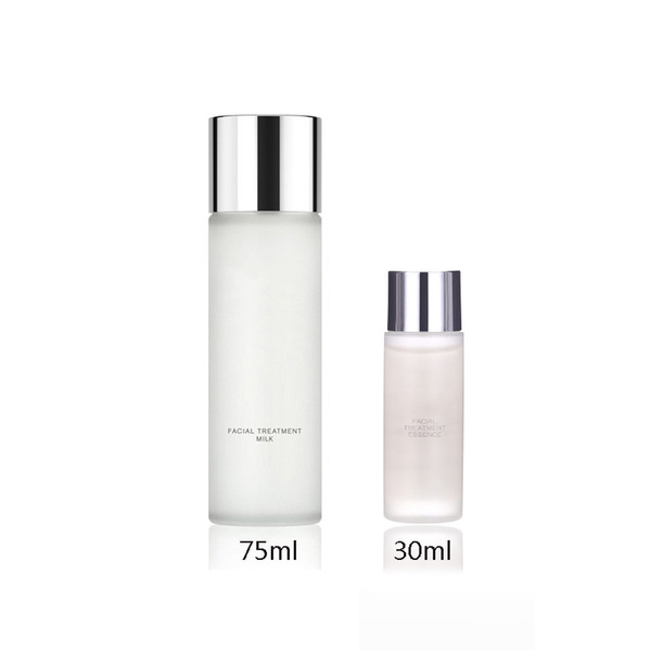 top popular Famous Brand Facial Treatment Essence 30ml  75ml high quality Skin Care Lotion Toner by DHL Free Shipping 2021