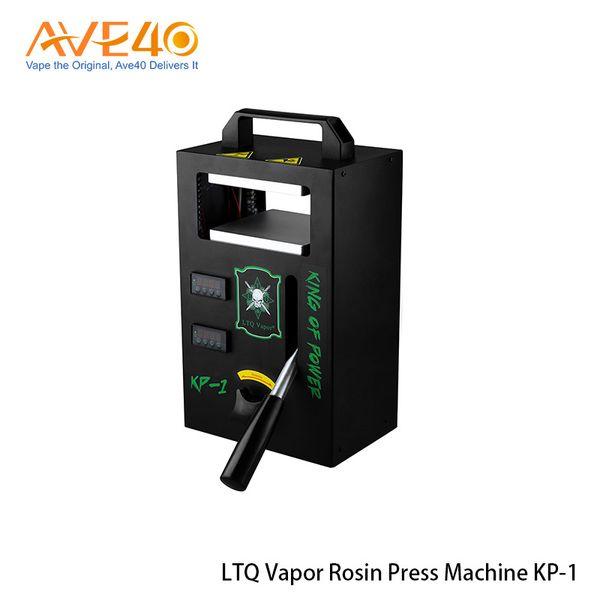 Ursprüngliche LTQ Dampf Kolophonium Pressmaschine KP-1 für DIY Vape Werkzeug Öl Wachs Extrahieren Werkzeug