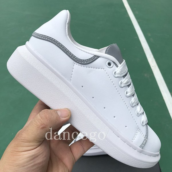 08 white grey reflective