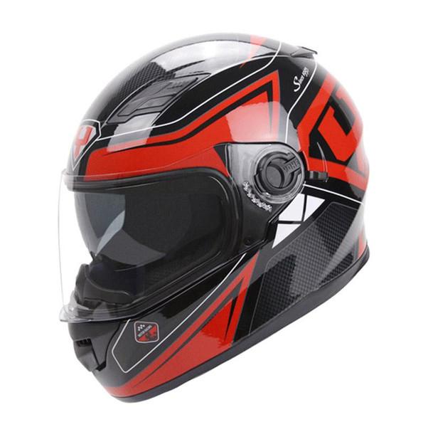2018 Hot sale YH-970 Full Face Adult motocross helmet atv off road racing helmets cross bike motorcycle helmet for Women & Men