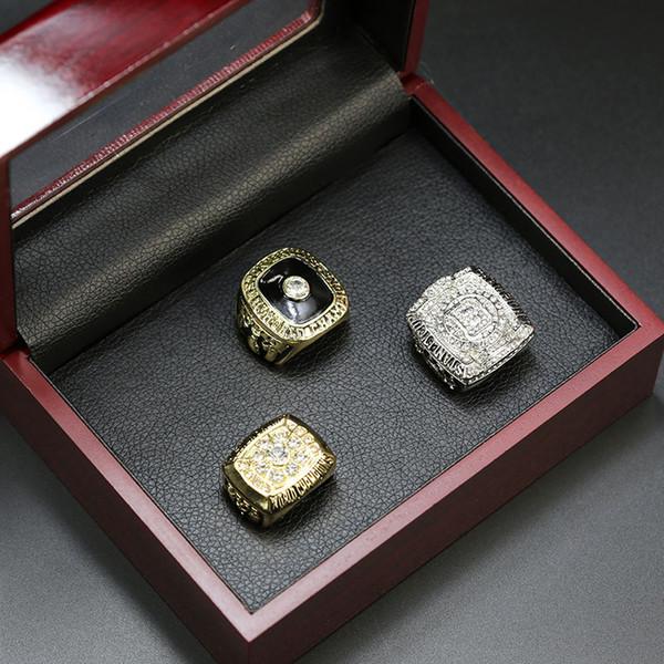 3 Ringe mit Box