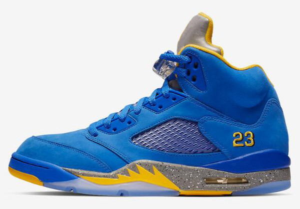 Laney Varsity Royal