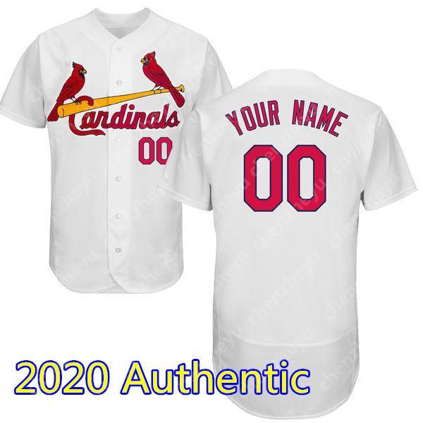 2020 Authentic / bianco / uomini