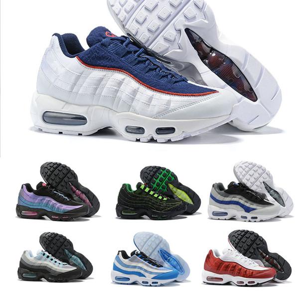 Nike air max 98 2019 Ucuz erkek tasarımcı Erkekler UL Yüksek Kalite Klasik Spor Salonu Mavi koşu ayakkabıları hızlı Koşu Ayakkabıları Spor Eğitmeni Tenis Sneakers boyutu 40-45
