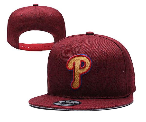 New Philadelphia All Team Caps NY Sport Los Angle Blue Red Sox Snapback ajustable Chicago Envío gratis Sombrero de oso de béisbol Sombreros