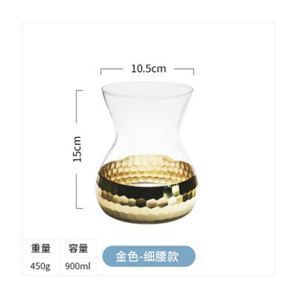 Gold Slender waist