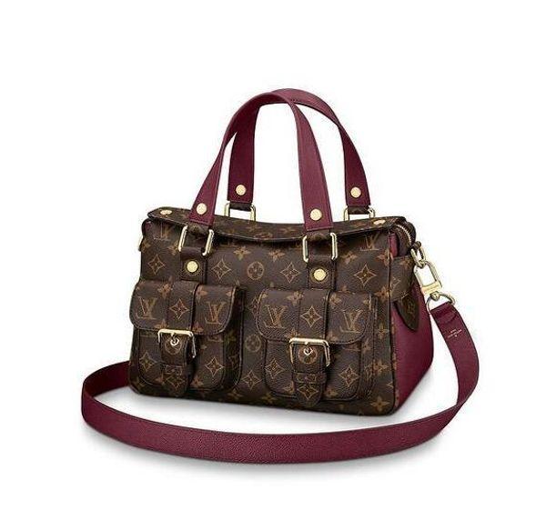 2019 2019 m43482 manhattan women handbag iconic bag handle houlder bag tote cro body bag clutche evening