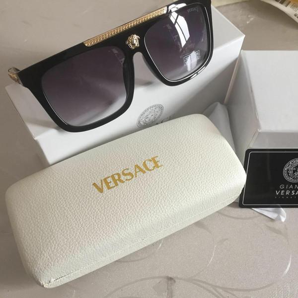 Lunettes de soleil de marque classique haute qualité lumière polarisée design lunettes de soleil de luxe